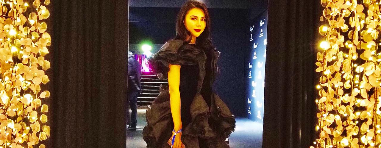 看新一代中国时尚Icon吕茜如何走红毯