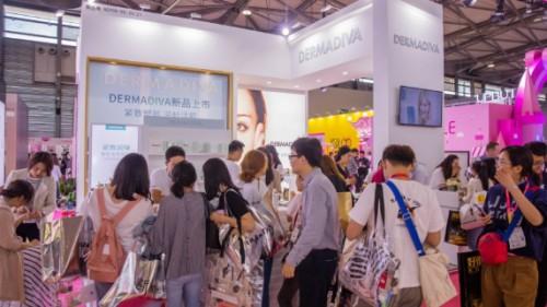 DERMADIVA惊艳上海美博会 2分钟见证轻医美逆龄奇肌