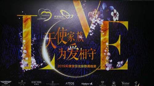 2019天使宝贝北京慈善晚宴 见证爱的力量