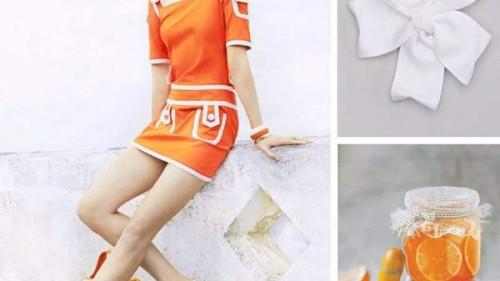 只有華為P30系列赤茶橘   才能讓你hold住整個夏季