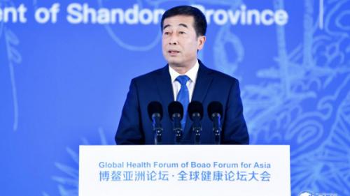 金領冠亮相博鰲亞洲論壇 用科技力量推動中國乳業正向發展