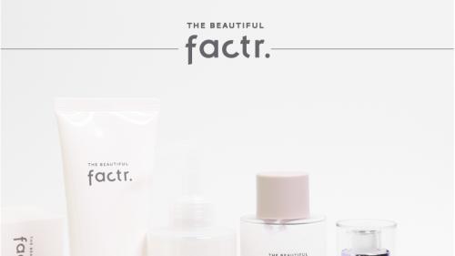 敏感肌用什么护肤品, Factr产品护理去除角质改善肤色
