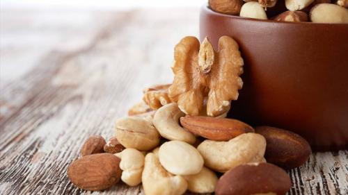 减肥期间到底怎么吃坚果?让TA来告诉你!