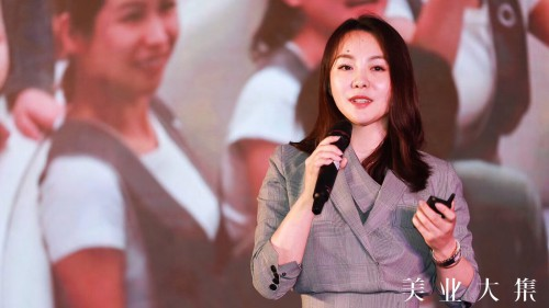 第三届美业大集开幕 创始人罗凝亲述女性社群深度共建下的凝舍成长之道