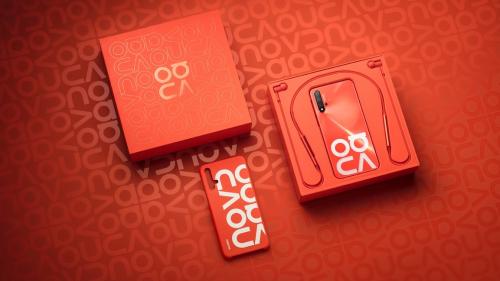 """七夕礼物 """"橙""""意之选 华为nova5 Pro?#19988;?#38480;定礼盒即将开售"""