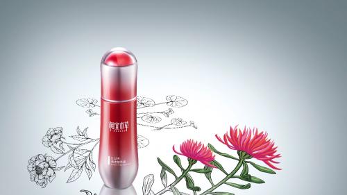 相宜本草红景天小红瓶,本草护肤里的明星产品