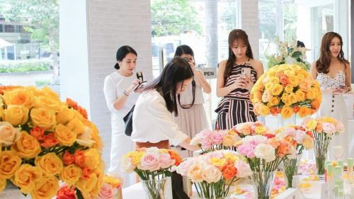 Pixi琵熹泰国曼谷线下产品分享派对,承包你的果味夏天