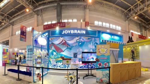 美妆x潮玩,JOYBRAIN引领潮流玩具新概念