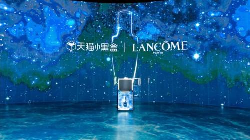 从兰蔻第二代「小黑瓶」天猫首发,看品牌如何扩大增量市场