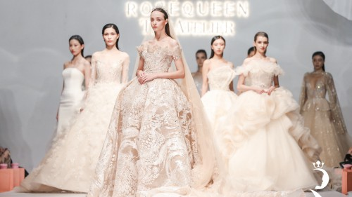RoseQueen携手知名华裔设计师JimmyChoo周仰杰博士倾心呈现The Atelier华南首秀