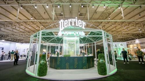 Perrier巴黎水首次加盟亞洲高端設計大展「設計中國北京」
