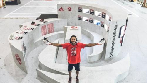 adidas Basketball 2019 德里克-罗斯中国行北京站圆满落幕