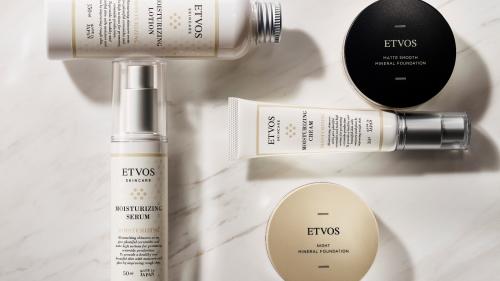 100%日本制天然矿物彩妆护肤品牌 ETVOS悦朵丝9月正式进驻天猫国际