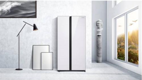 """一臺婆婆買的冰箱毀了""""婚房""""?三星高顏值冰箱來襲"""