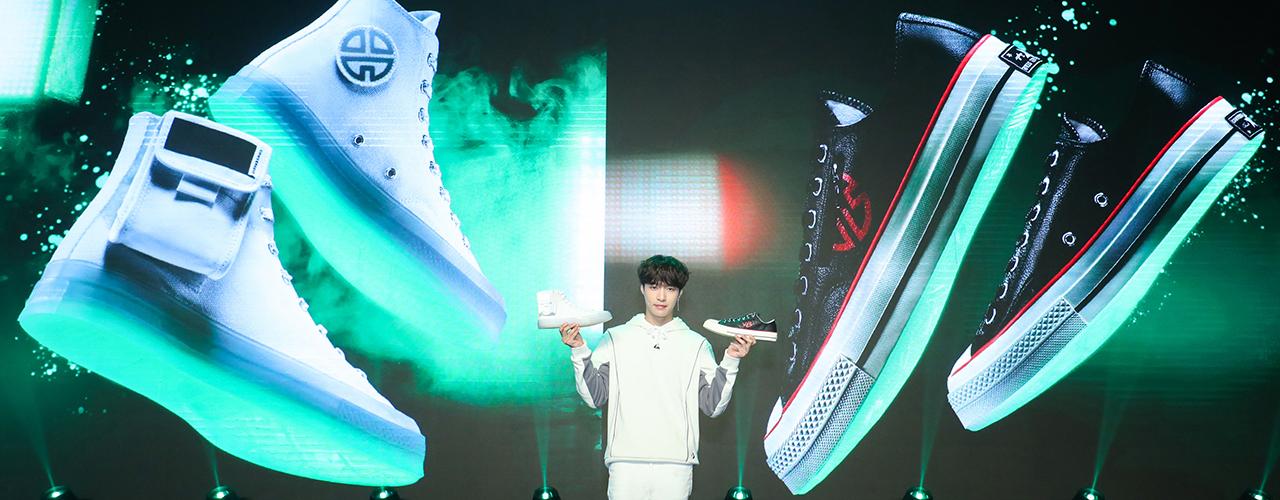 Converse(匡威)携手张艺兴推出联名系列