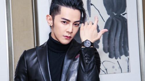 汪東城攜手天王表X-MAN系列,締造潮流新風尚