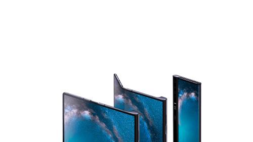 技术当头,实用为先,看华为Mate X如何领跑手机折叠形态