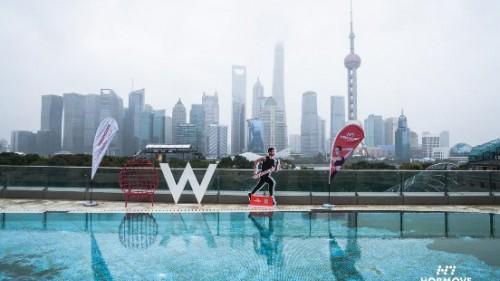 上海外灘W酒店,HORMOVER在這里探索最IN的生活方式