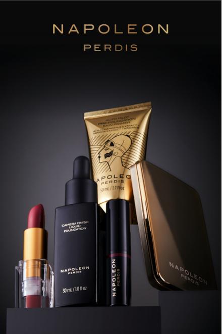 NAPOLEON PERDIS彩妆打造专属高级妆容