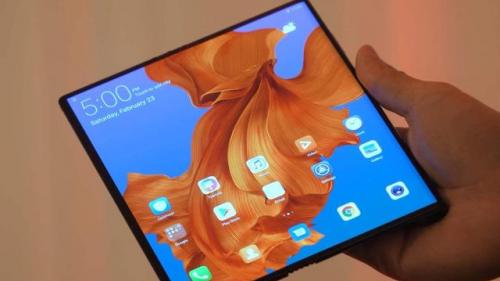启迪时代的革命性产品!折叠屏手机华为Mate X带来全新用机体验