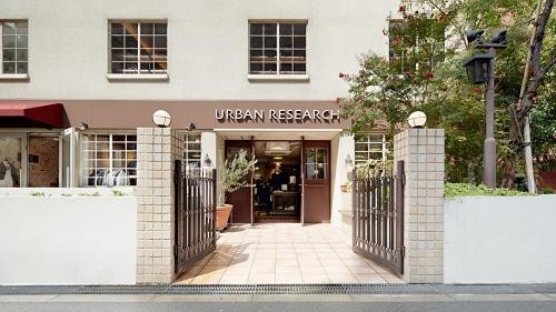 時尚生活,由我設計——日系本土潮牌URBAN RESEARCH入駐天貓國際