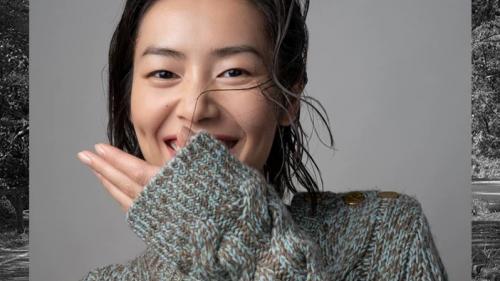 联手国际超模刘雯搭载原创设计 国民品牌鄂尔多斯时尚飞跃