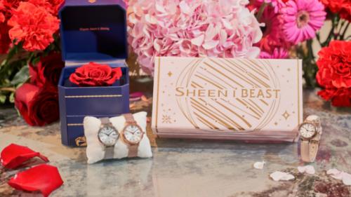 卡西欧推出SHEEN | BEAST礼盒 腕间韵致,时间永恒