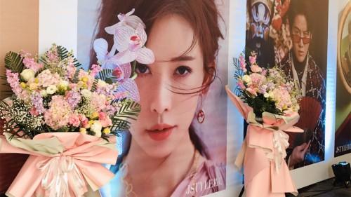 """赫拉公主鲜花荣获JSTYLE""""年度优秀时尚品牌"""" 大奖"""