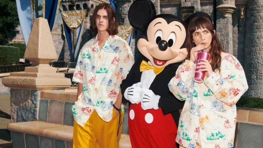 鼠年來了!GUCCI 與迪士尼推出米老鼠合作款