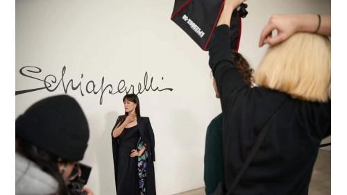 田海蓉巴黎高定时装周之旅  ——Schiaparelli穿在身上的超现实主义