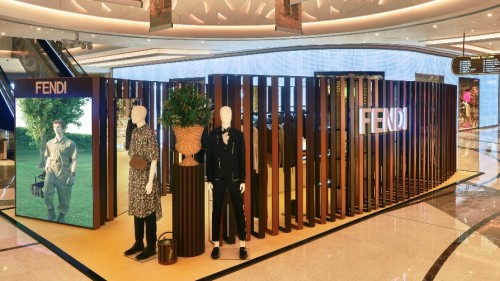 FENDI 亞洲首站Solar Dream期間限定店于「澳門銀河」 呈現浪漫田園風情