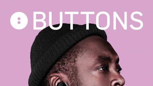 BUTTONS用科技帶來音樂時尚新方式