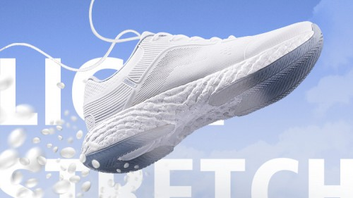 "ONEMIX玩覓運動鞋""更懂用戶需求""每一步都舒適"