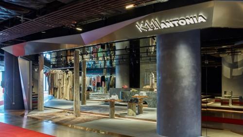 意大利時尚風向標Antonia在港首個聯名來了!本月于香港K11 MUSEA正式啟幕