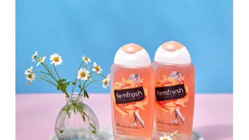 Femfresh芳芯清洗液,呵护你我们是认真的