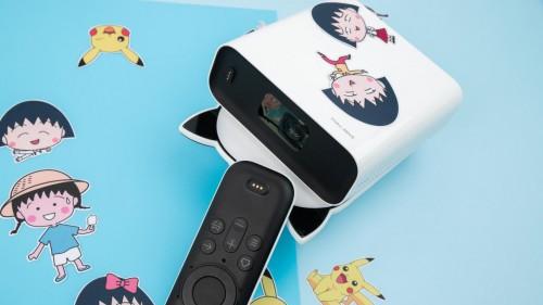 带你看千元性价比投影仪——新品天猫精灵智能投影仪