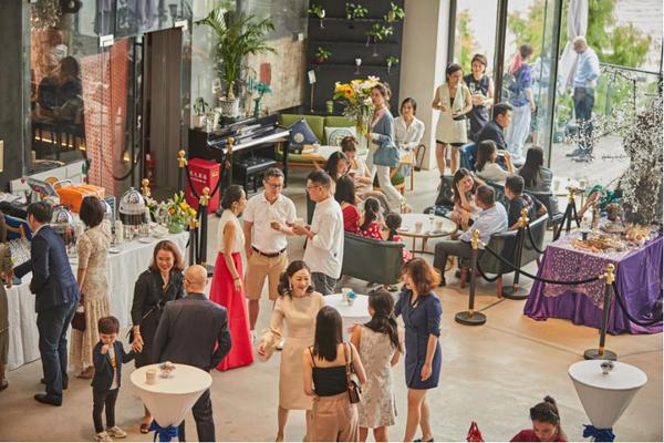《【摩鑫平台主管】七年之约,开轩览物——Charlene Classic轩灵珠宝七周年庆典酒会隆重举行》