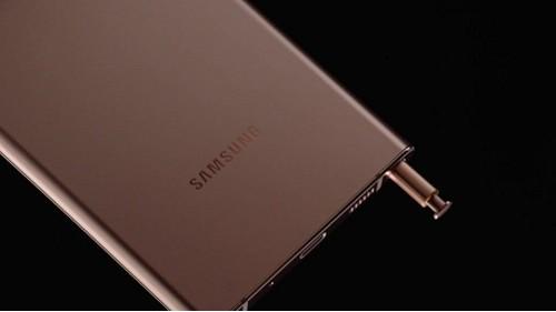 无数次向往的新生活 现在由三星Galaxy Note20系列为你开启