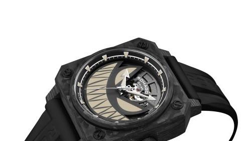 """小众瑞表品牌雷米格推出夜光碳纤维腕表系列""""驭光者"""