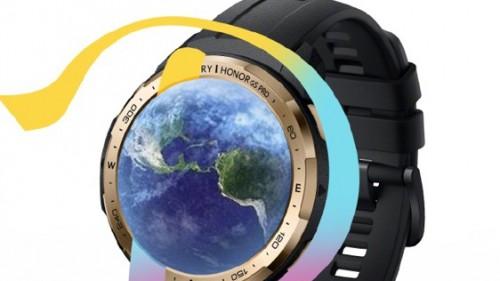 榮耀手表GS pro聯名Discovery探索頻道,1月18日發布全新星空配色