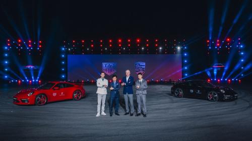 TAG Heuer泰格豪雅携手保时捷(Porsche) 宣布合作