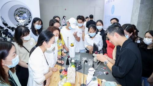 靈感集結 啟思拓新 國際鉑金協會(PGI?)首屆「鉑金設計光譜」工作坊于深圳成功舉辦