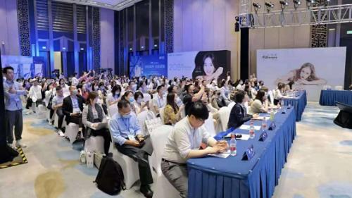 2021美沃斯展会 富勒烯全层美白新技术成会议焦点