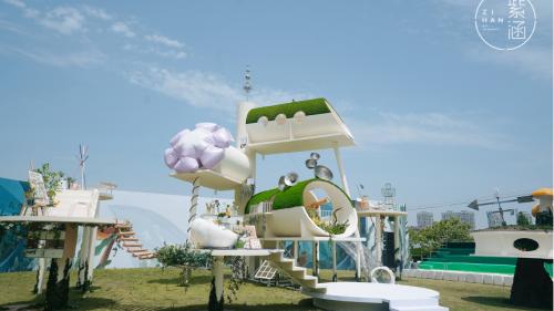 紫涵2021秋冬新品发布会·生生乐园