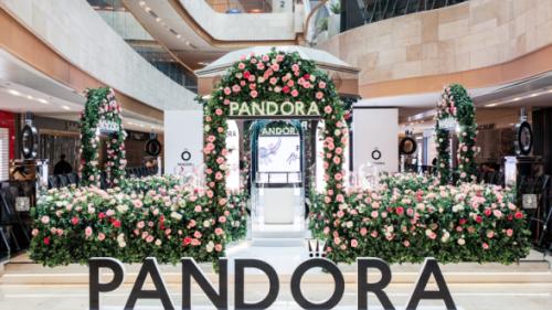 Pandora潘多拉珠寶 520愛的專屬驚喜限時體驗展
