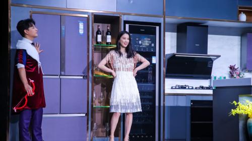 """卡薩帝換道場景品牌,冰箱不再是儲鮮單品,更是廚房""""大腦"""""""