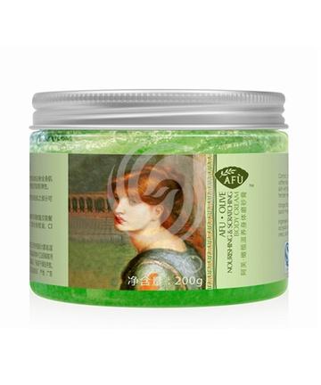 阿芙橄榄滋养身体磨砂膏