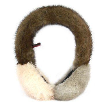 皮草护耳罩