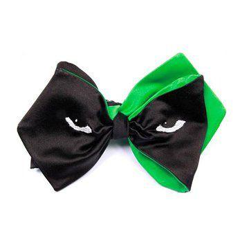 小丑绿/黑蝴蝶结