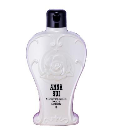 安娜苏蔷薇保湿身体乳